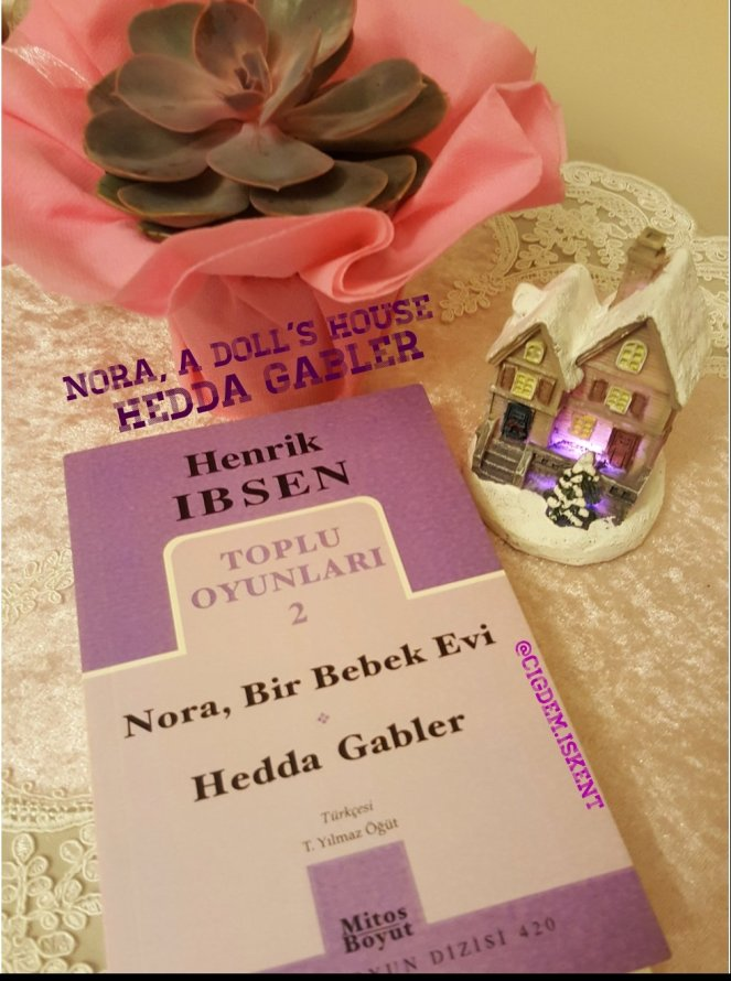 the role of nora in henrik ibsens a dolls house Although the main title reads henrik ibsen's 'a doll's house', the credits at the end state based on the play by christopher hampton hampton actually did not write the play he only wrote the screenplay and the english translation.